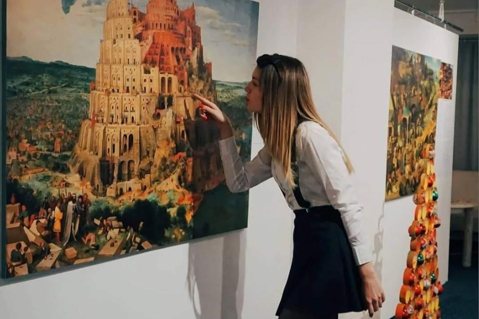 Выставка самых загадочных художников Северного Возрождения. Фото: Кузбасский центр исскуств.