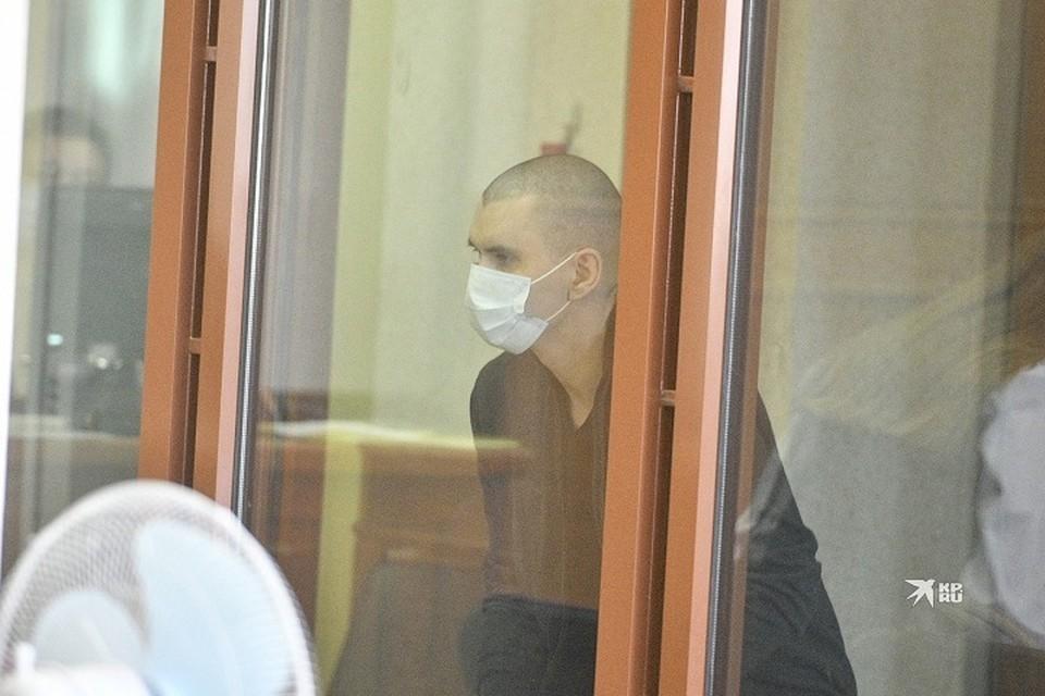 Ерофеев ходил до банкомата в одежде Дарьи, чтобы запутать сыщиков