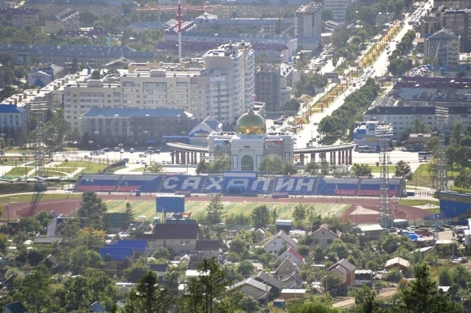 Сахалин поднялся в рейтинге сразу на 22 позиции