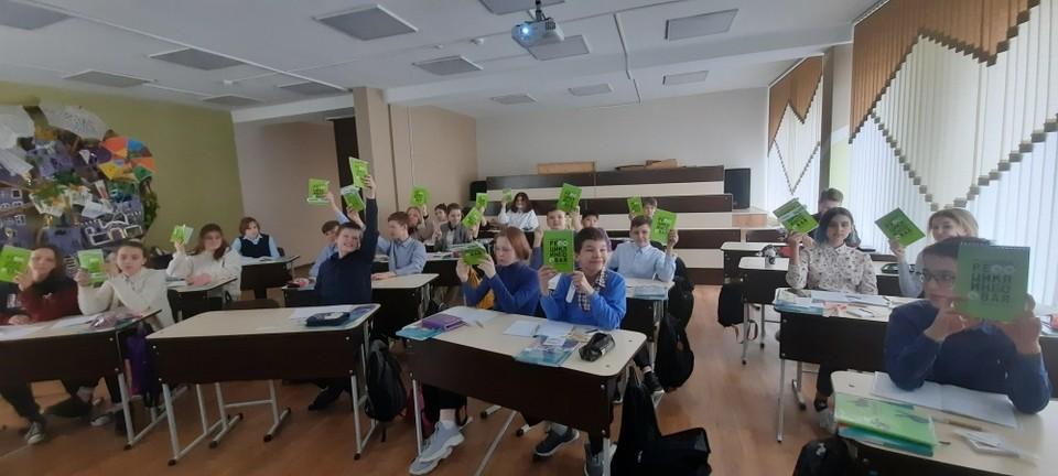 А мусор превратим во вторсырьё! «Красноярская рециклинговая компания» продолжает цикл экологических уроков!. фото: КРК