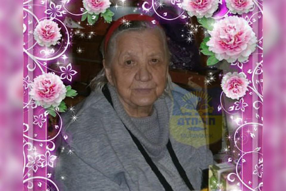Пропавшая в Мурманске 85-летняя пенсионерка найдена живой. Фото: Валентина Доронина / ДТП ЧП Мурманск / vk.com/murmansk_dtp