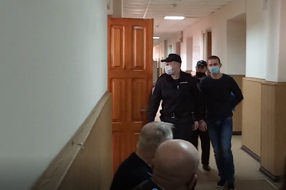 29 июня жителю Тверской области Александру Зобенкову вынесут приговор.