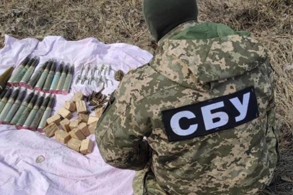 СБУ и ГУР МО Украины могут признать террористическими организациями. Фото: facebook/СБУ