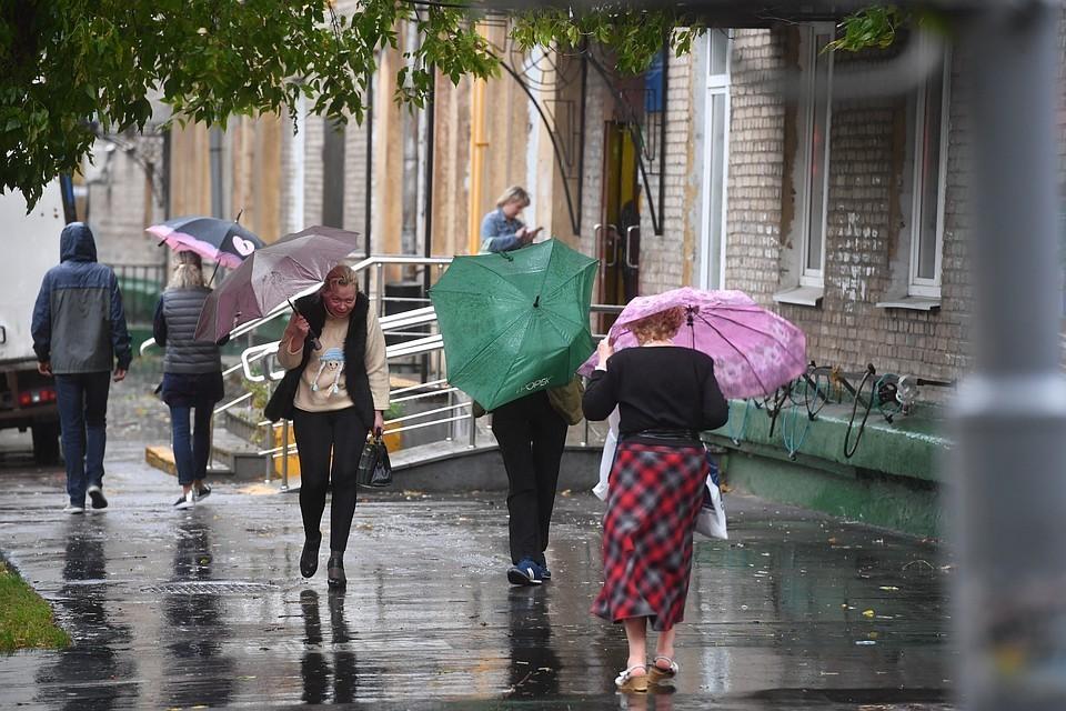 """Снова резко похолодает и пойдут дожди: синоптики рассказали, что Иркутск ждут погодные """"качели""""."""