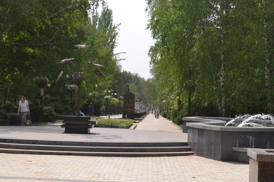 6 июня в Донецке будет облачная погода с редкими проблесками солнца и небольшим дождем в середине дня