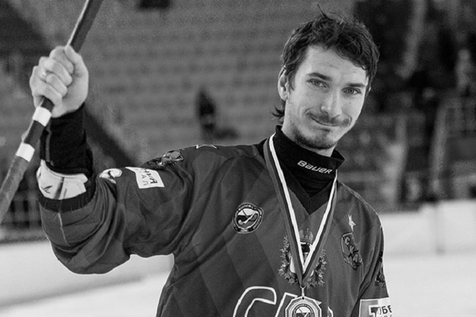 Он обещал вернуться, но не успел: умер легендарный хоккеист «СКА-Нефтяника» Максим Ишкельдин