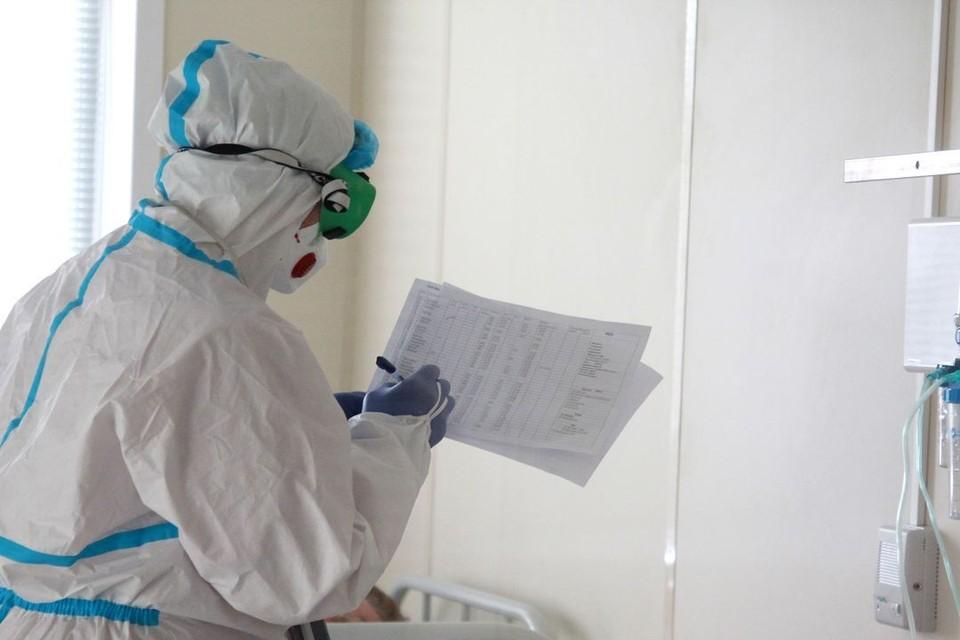 За сутки от коронавируса умерли шесть человек.