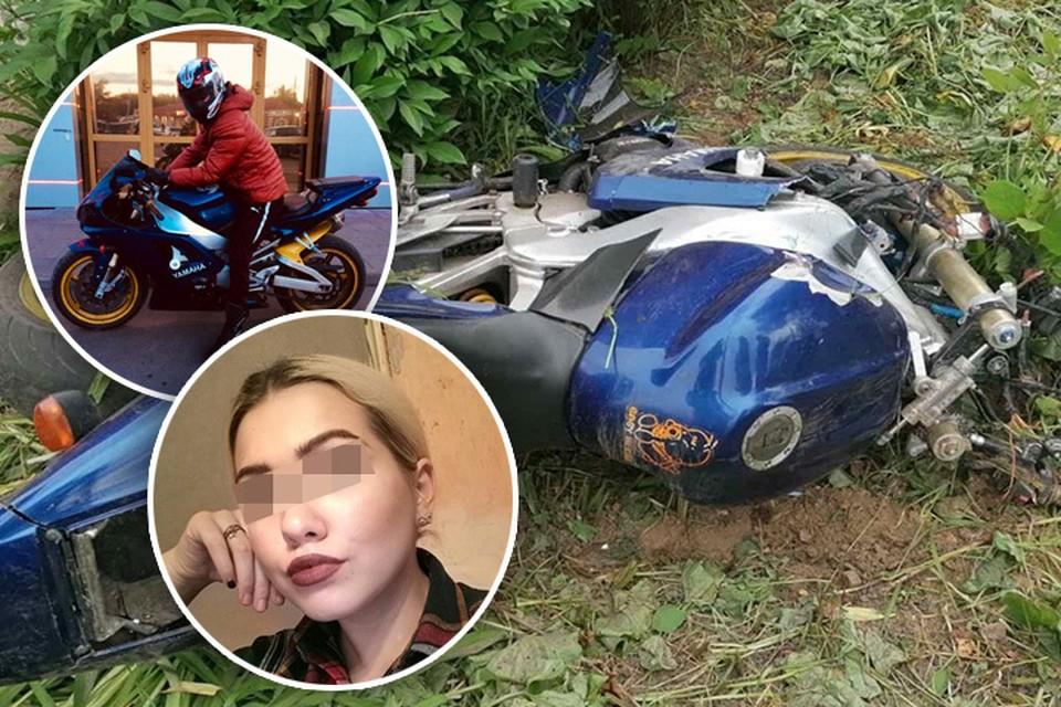 В ДТП В Богородске насмерть разбились молодые парень и девушка.