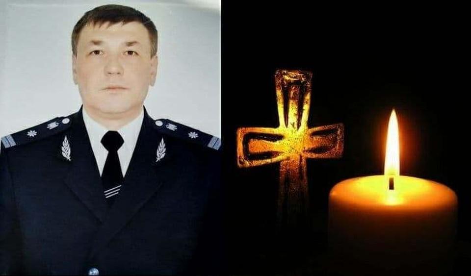 Юрий Сардарь умер на рабочем месте (Фото: столичная полиция).