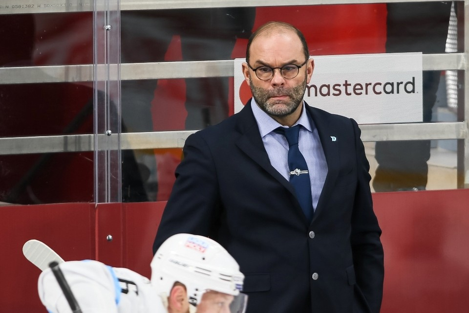 ФХБ назначила нового главу сборной Беларуси по хоккею. Фото: hockey.by