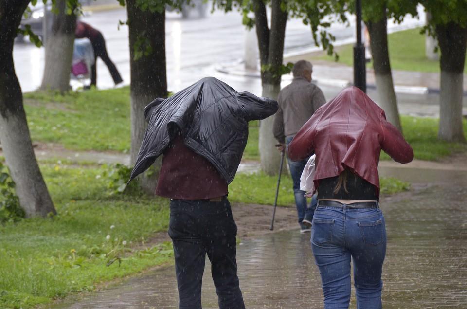 Какая погода будет в Туле 8 июня