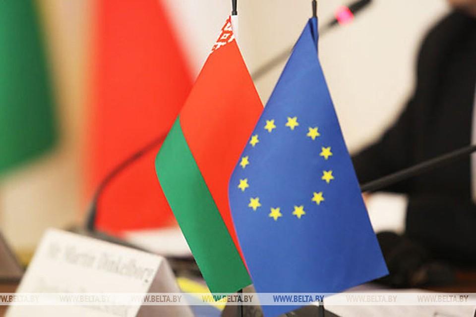 Глава Евросовета Шарль Мишель обсудил с Путиным ситуацию в Беларуси. Фото: БелТА.