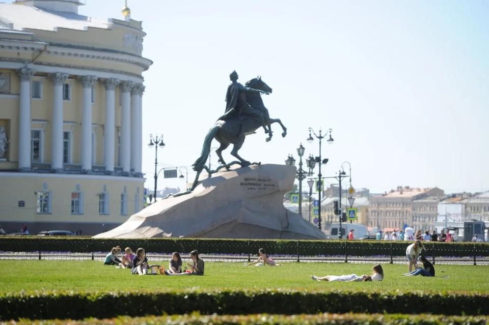 """""""Комсомолка"""" собрала последние новости в Санкт-Петербурге на 8 июня 2021 года."""