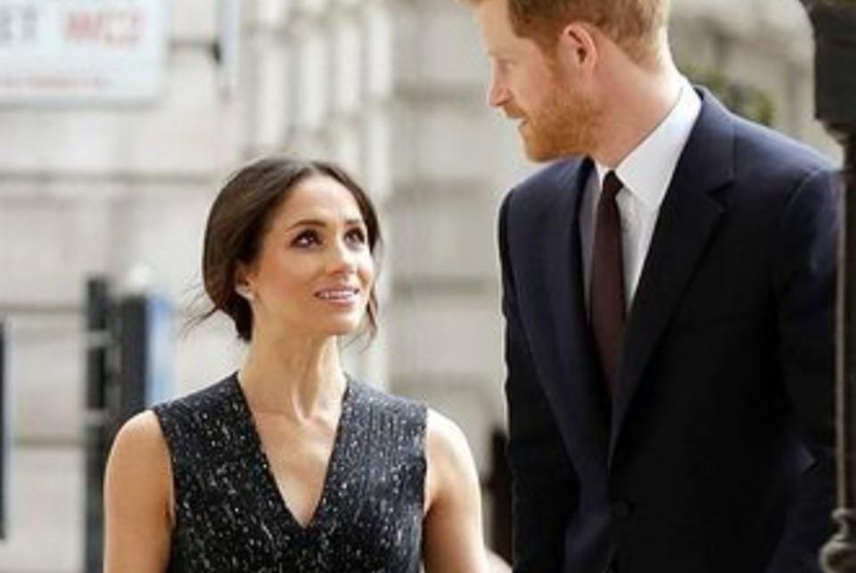Принц Гарри выбрал имя для дочери до встречи с Меган Маркл.