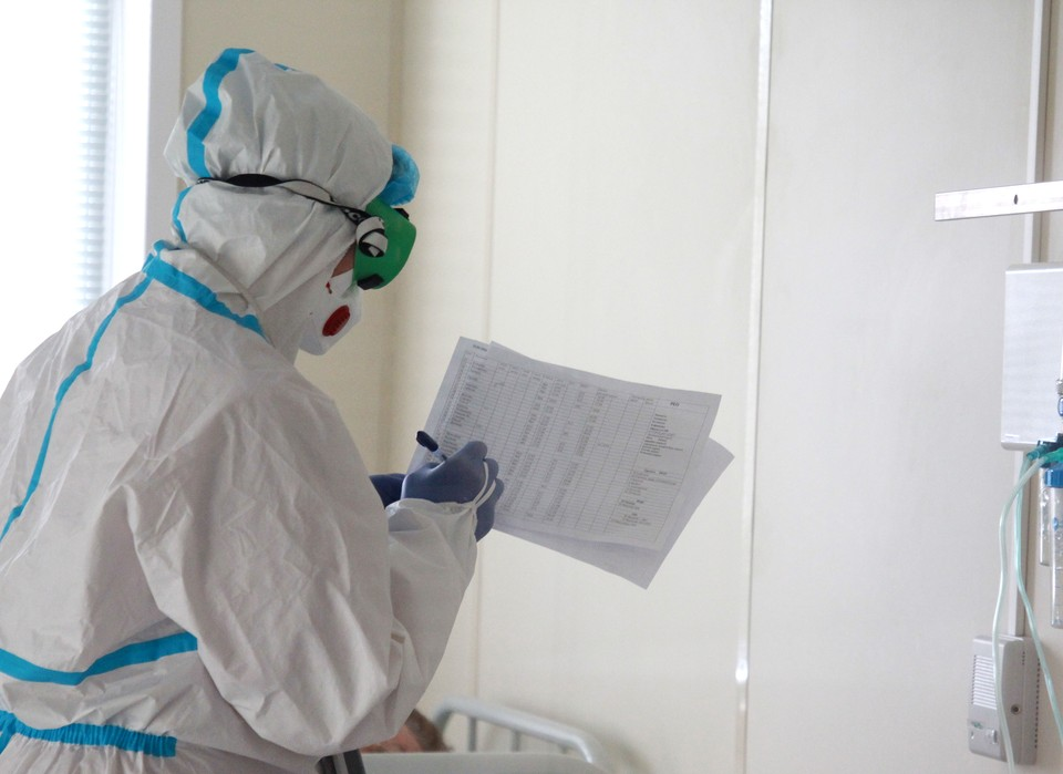 Коронавирус в Кузбассе, последние новости на 8 июня.