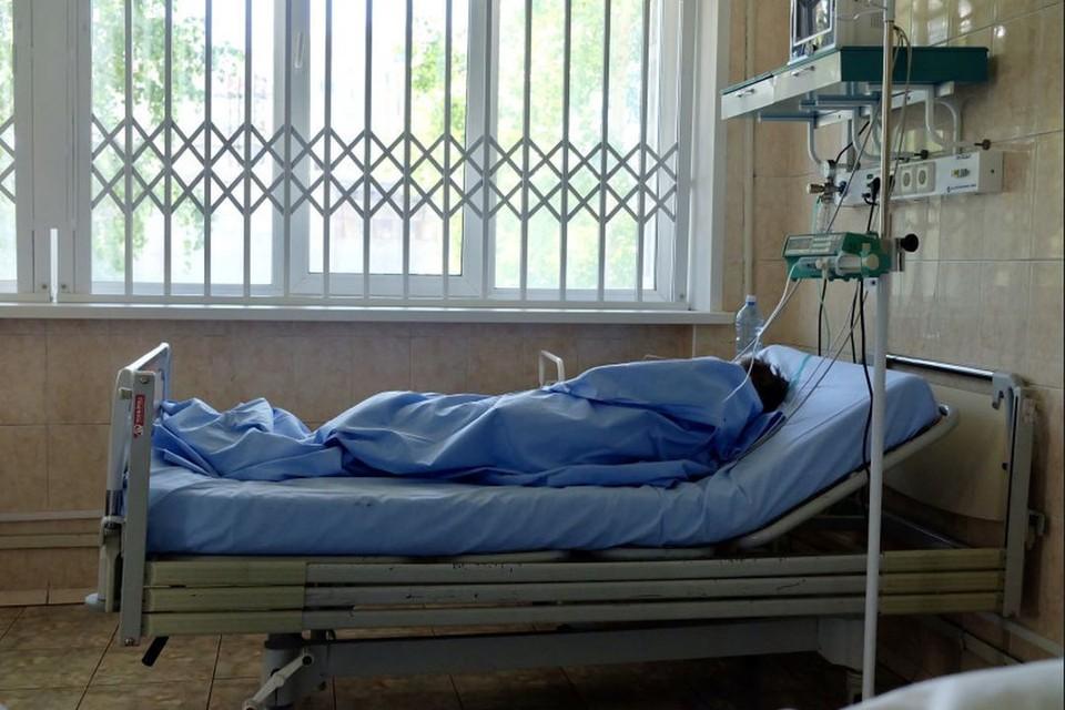 В ковидном госпитале Новосибирска нет ни одного вакцинированного пациента. Фото: предоставлено правительством НСО.