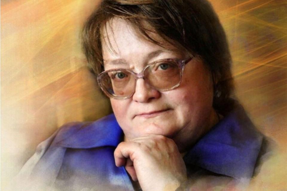 Умерла Елена Стефанович, известная писательница из Читы. Фото: личная страница Максима Стефановича в соцсети.