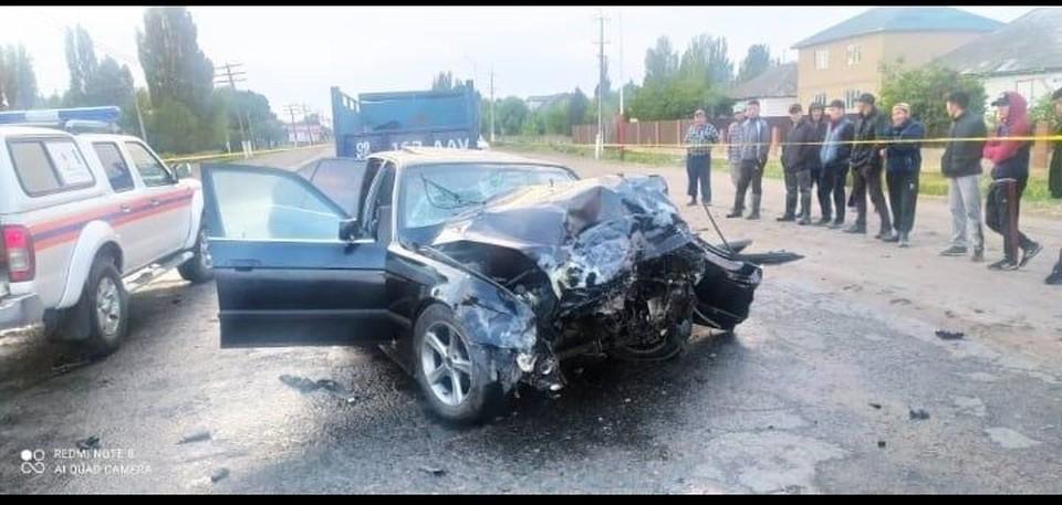 ДТП унесло жизни трех человек.