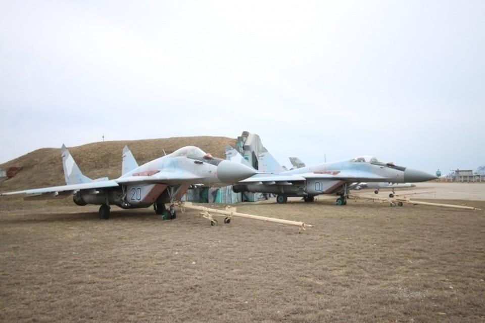 Польский МиГ-29 во время учений по ошибке обстрелял истребитель, летевший с ним в паре