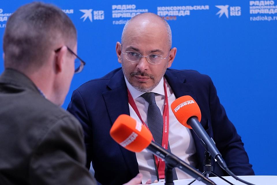Депутат Николай Николаев. Фото: Василия Вострухин