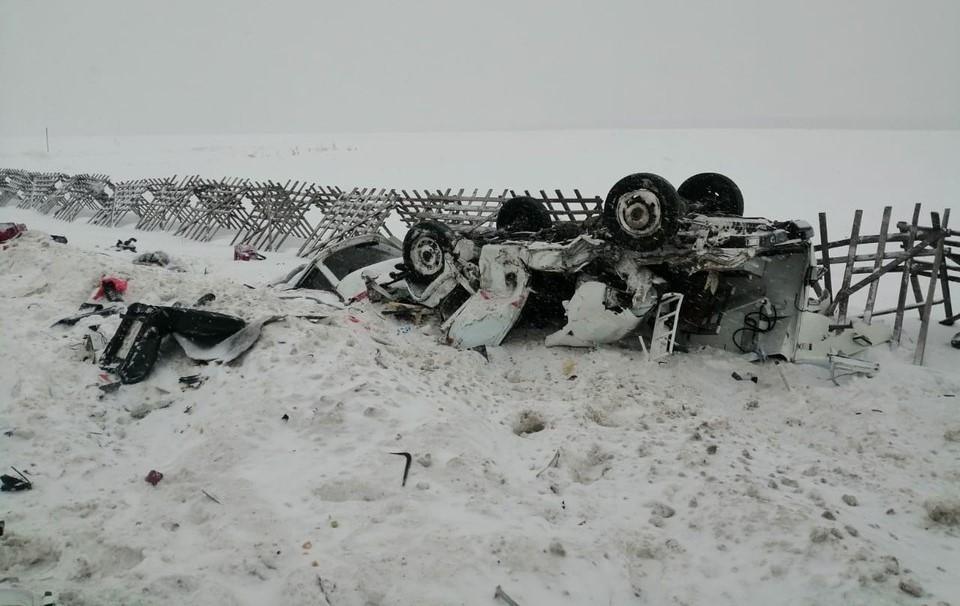 Трагедия случилась в Сухиничском районе на трассе М3 «Украина»