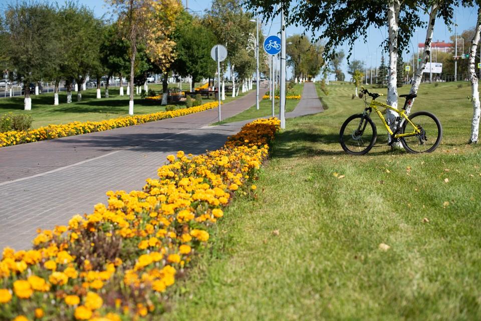 В следующем году более 50 общественных пространств в регионе получат новый облик