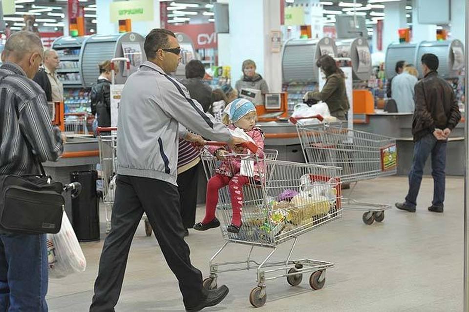 Самые дешевые продукты на юге России оказались в Волгограде.