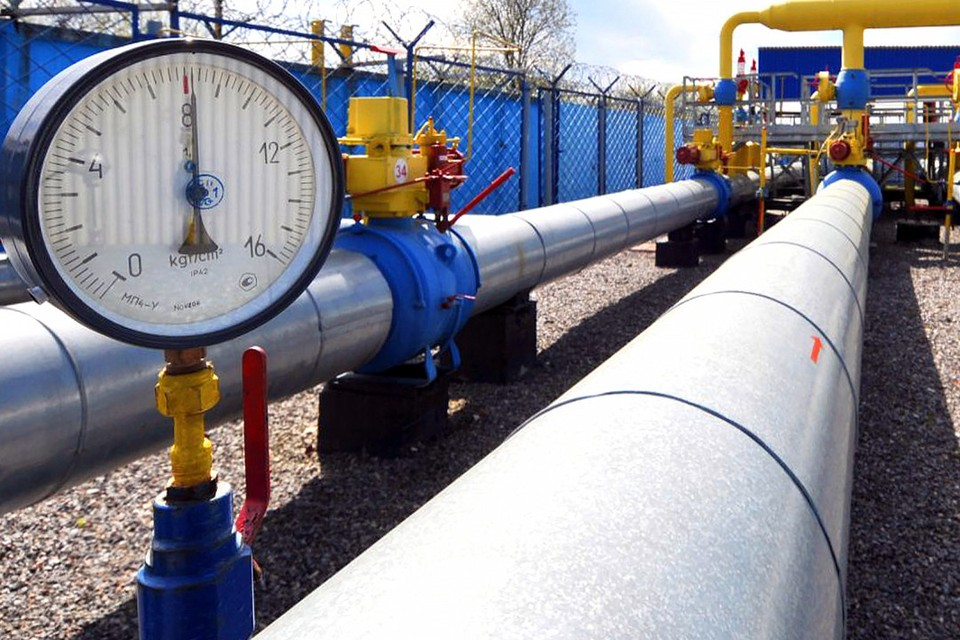 Всего к 2025 году планируется обеспечить голубым топливом свыше 46 тыс. домовладений. Фото: ПТО