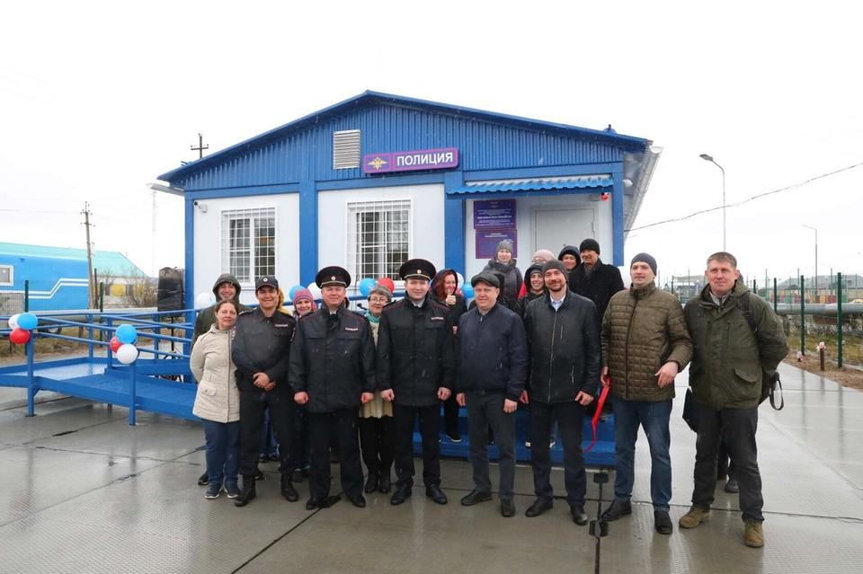 Фото: администрация Надымского района