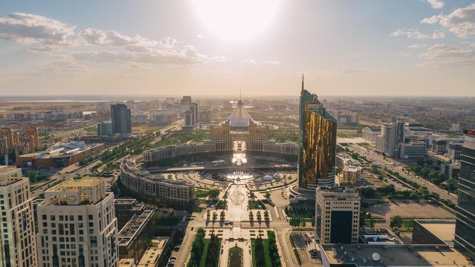 Нур-Султан остался единственным регионом Казахстана в «красной» зоне