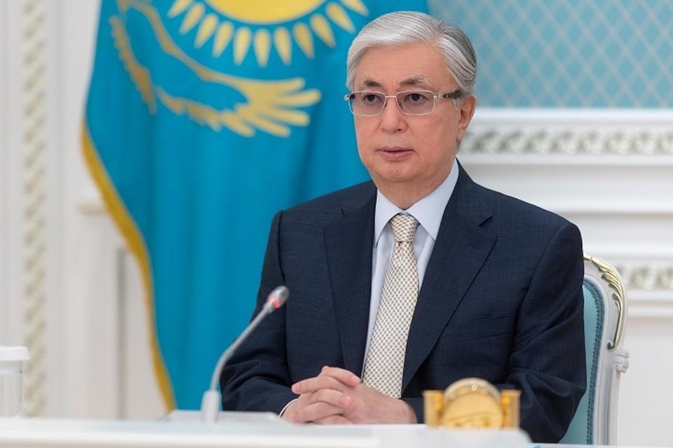 Президент подтвердил поддержку Казахстаном кандидатуры Антониу Гутерриша на второй срок на посту главы ООН.