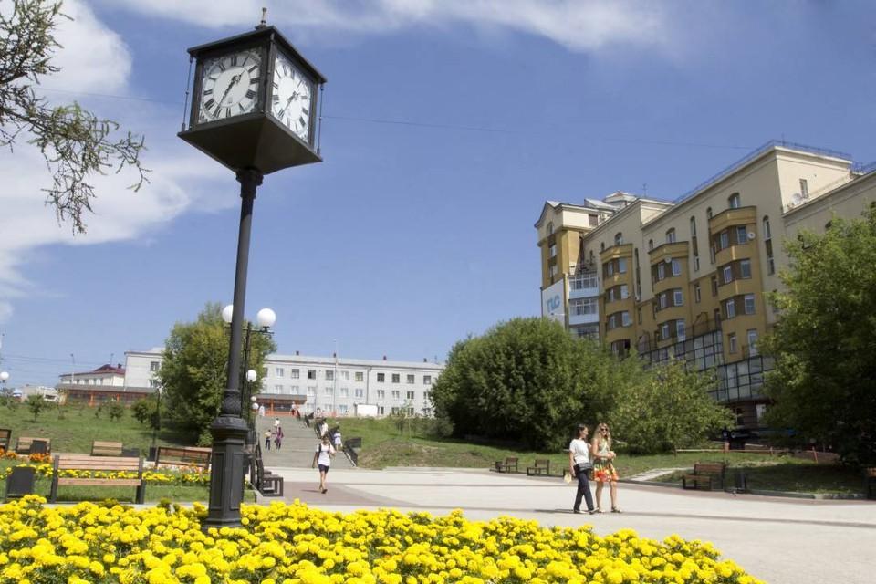 В областном центре появится еще больше уютных и красивых скверов и парков.