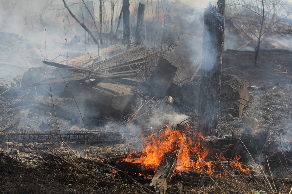 Режим ЧС снят в лесах Усть-Кутского района