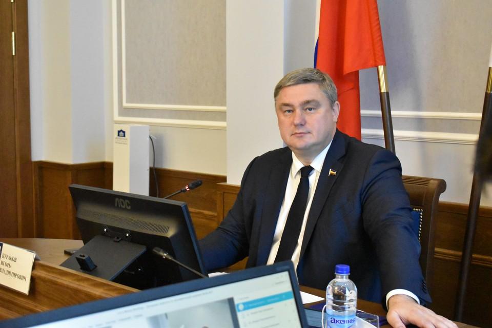 По словам Игоря Буракова, предстоит перестроить всю государственную политику в этой сфере для того, чтобы продукция углепрома долго оставалась востребованной. Фото: СЕЛИМОВ Артур