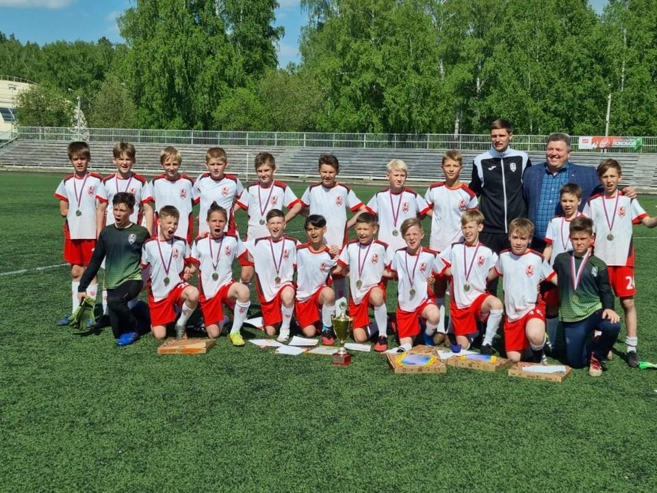 XV международный фестиваль «Локобол-2021-РЖД» для команд 2009-2013 г.р. ДФЦ «Ермак» опять первый.