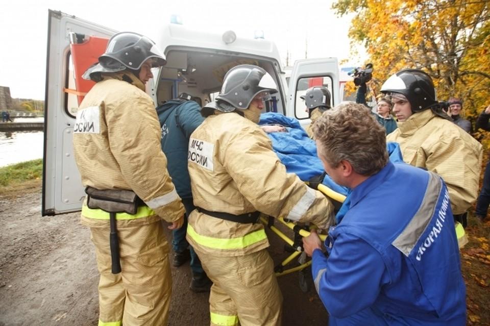 Пострадавший на пожаре эжвинец скончался в больнице