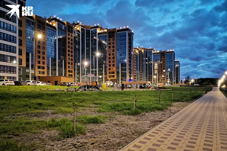 Общая площадь жилых помещений в Кировской области по состоянию на конец 2020 года составила 34,8 млн кв.м.