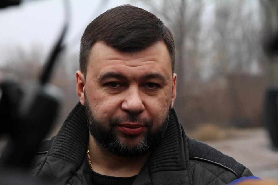 Денис Пушилин (архивное фото)