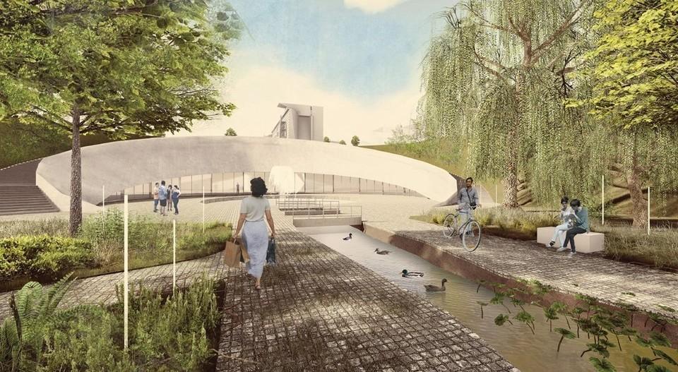 В Почаинском овраге появится парк. Фото: vk.com/governmentnnov