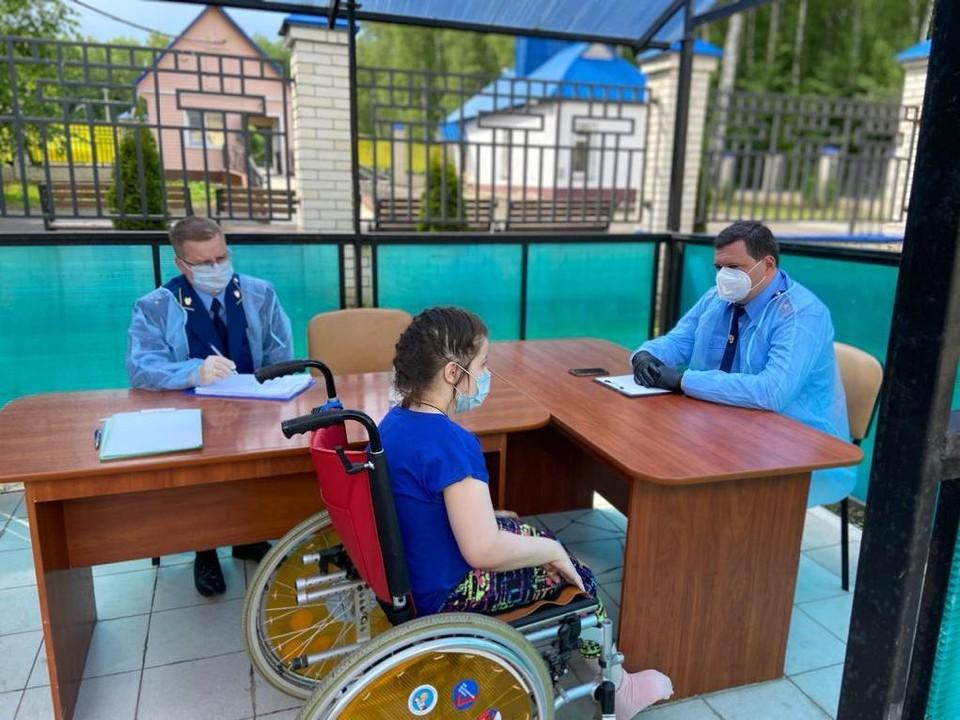 Фото: пресс-служба прокуратуры Орловской области