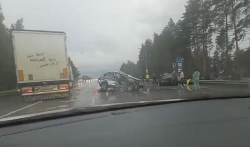 Кадр из видео в паблике «Подслушано у водителей в Рязани»