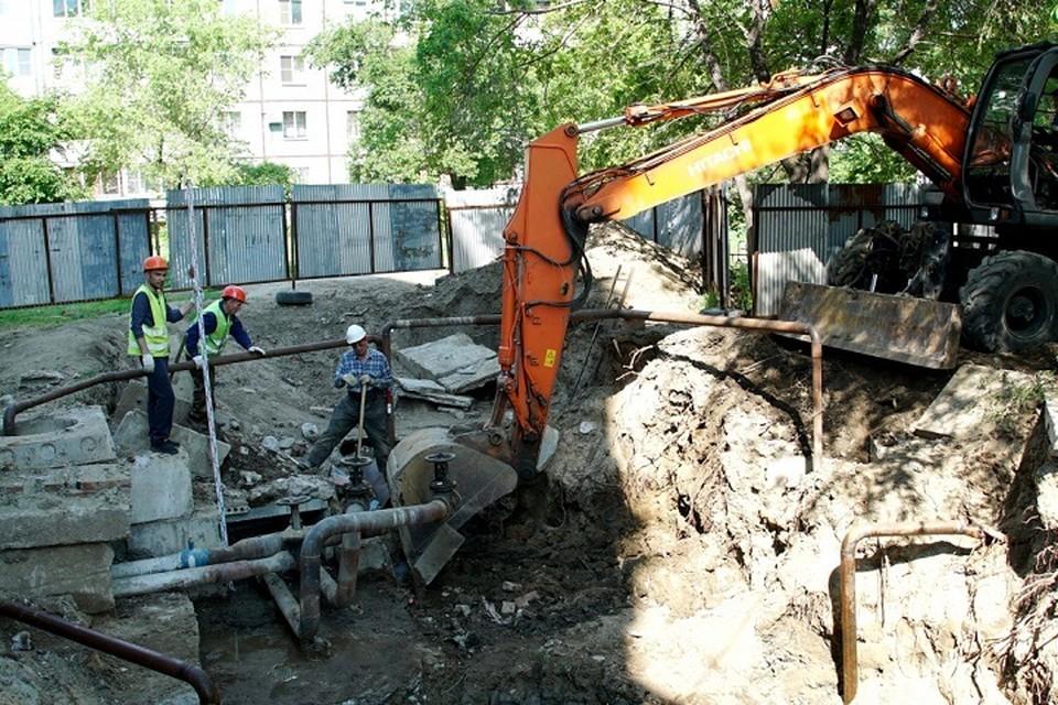На теплосети в Хабаровске уйдет полмиллиарда рублей