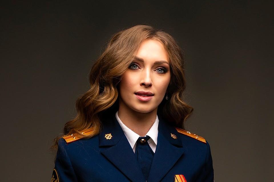 Анастасия Околелова имеет все шансы на победу во Всероссийском конкурсе ФСИН