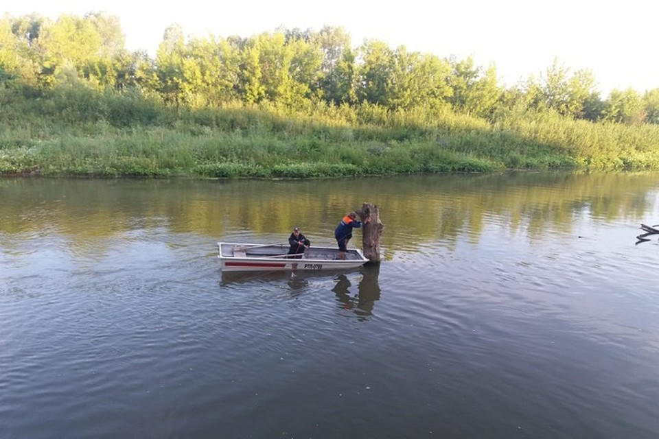 Тело утонувшего нашли лишь рано утром. Фото: из архива МЧС Татарстана