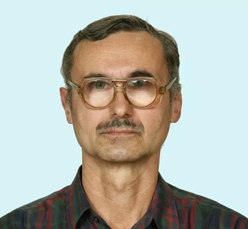 Юрий Воробьев. фото: из личного архива Юрия Воробьева