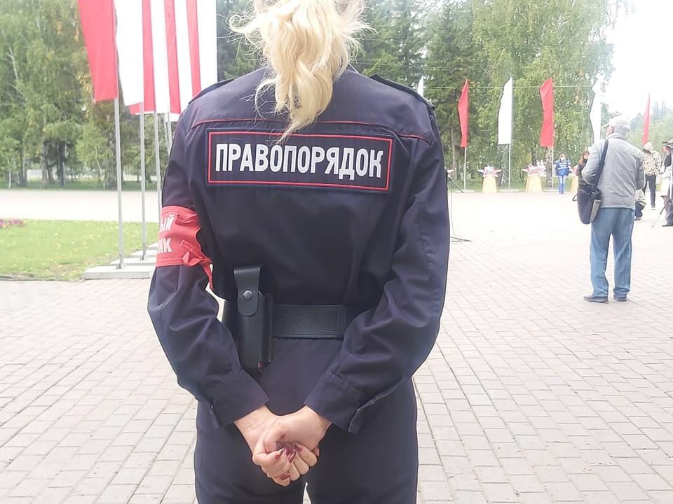 В Омске быстро нашли маленькую девочку.