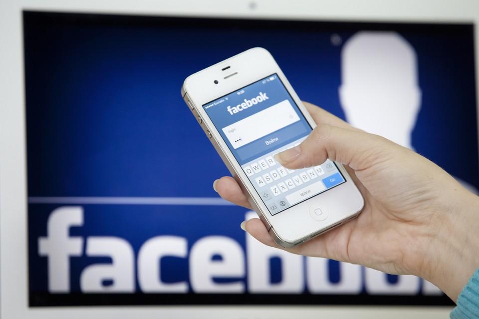 Суд в Москве оштрафовал Facebook на 17 миллионов рублей