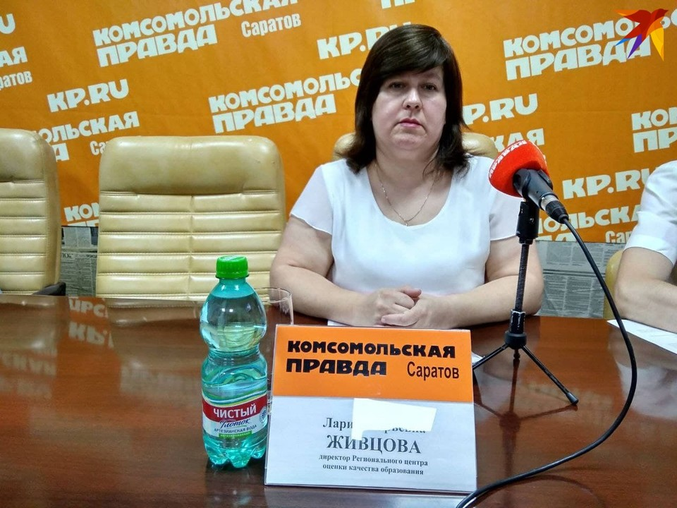 Лариса Живцова