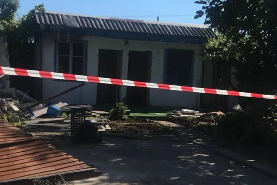 Как выглядит дом, из-за которого стрелял Вартан Кочьян