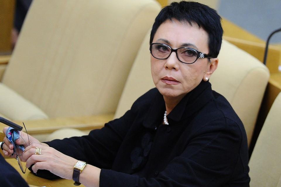Умерла Лариса Шойгу, депутат Госдумы, сестра министра обороны. Фото: Станислав Красильников/ТАСС